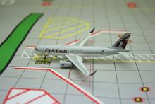 Phoenix Qatar Airways Airbus A320 'Sharklet' 1/400