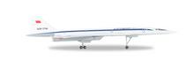 Herpa Aeroflot Tupolev TU-144D 1/400