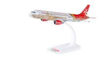 """Herpa Air Malta Airbus A320 """"Valletta"""" 1/200"""