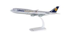 """Herpa Lufthansa Boeing 747-8 Intercontinental """"Siegerflieger Paralympics Rio 2016"""" 1/250"""