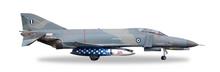 "Herpa Hellenic Air Force McDonnell Douglas F-4E Phantom II - 339 Sqd ""Aias"" - RIAT 2016 1/200"