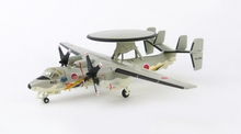 Gulliver 200 E-2C Warning Air Corps Section 601 Squadron 50th Anniversary Painting 34-3460 1/200