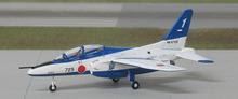 "Gulliver 200 T-4 No. 4 Airborne 11th Squadron ""Blue Impulse"" # 1 46-5729 1/200"