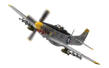 Corgi North American F-51D Mustang 44-12943/FF-943 'Was that too fast?' 1/72