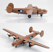 "HobbyMaster B-24D Liberator ""Lady Be Good"" 514thBS 376thBG 1/144"