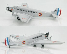 "HobbyMaster Junkers Ju-52 (Amiot Ju-52 AAC.1) ""Toucan"" - Lot 6pcs 1/144"