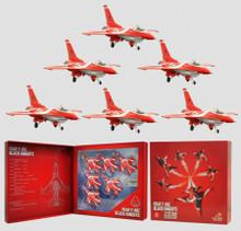Calibre Wings RSAF Black Knights Aerobatic Team Series F-16C 1/144 CBWATS01A