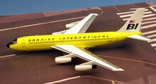 Western Models Braniff International Boeing 720 N7082 'Lemon' 1/200