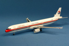 Western Models China Eastern Airbus A321 1/200