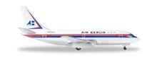 Herpa Air Berlin USA Boeing 737-200 - N9020U 1/500