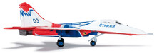 """Herpa Russian Air Force - Strizhi MiG-29 """"03"""" 1/200"""