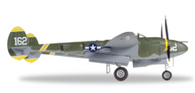"""Herpa U.S. Army Air Forces (USAAF) Lockheed P-38J Lightning - Capt Perry J. """"Pee Wee"""" Dahl, 432th FS, 475th Fighter Group """"23 Skidoo"""" - NX138AM (44-23314) 1/72"""