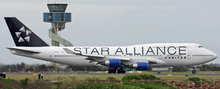 JC Wings Lufthansa Star Alliance Boeing 747-400 D-ABTH 1/200 XX2409