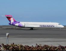 GeminiJets Hawaiian Boeing 717-200 1/400 GJHAL1651
