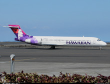 GeminiJets Hawaiian Boeing 717-200 1/200 G2HAL671