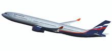 Herpa Aeroflot Airbus A330-300 VQ-BCV 1/200