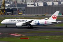 Phoenix JAL Japan Airlines Boeing 787-8 'Doraemon' JA837J 1/400