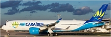 JC Wings Air Caraibes Airbus A350-900 F-HHAV 1/400 JCLH4044