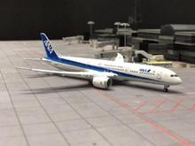 "JC Wings ANA Boeing 787-9 ""Tomo Dachi"" JA830A Flaps Down 1/400 XX4714"