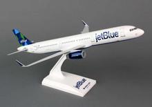 SkyMarks Jet Blue Airbus A321 Mint Tail 1/150 SKR778