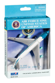 Premier Planes Air Force One Single model toy PP-RT5734