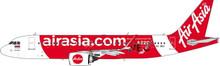 Phoenix Air Asia Airbus A320Neo 'Thai' HS-BBX 1/400