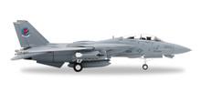 """Herpa Northrop Grumman F-14A - VF-1 # 203 Top Gun Movie """"Cougar & Merlin"""" 1/72"""