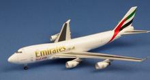 WittyWings Emirates SkyCargo Boeing 747-400F 1/400