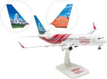 Hogan Air India Express Boeing 737-800WW Blue Tail 1/200