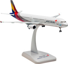 Hogan Asiana Airlines Airbus A321 1/200