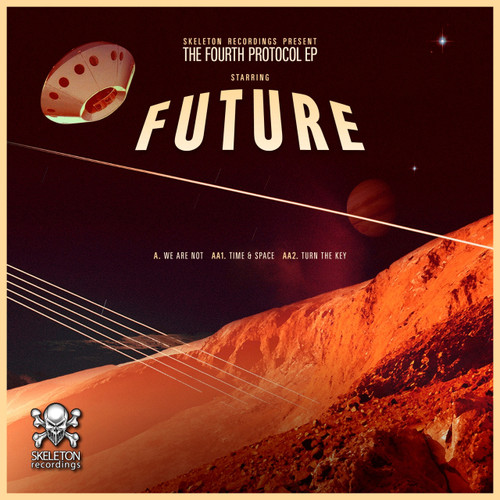 Future - The Fourth Protocol - Skeleton Recordings - Limited Edition 12""