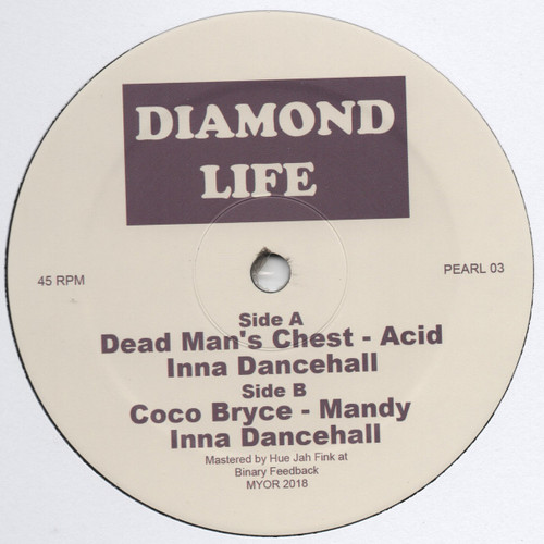 "Dead Man's Chest/Coco Bryce - Diamond Life 03 - Limited 12"" Vinyl"