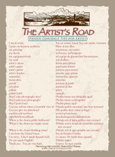 Spanish Language Tips for Artists Card