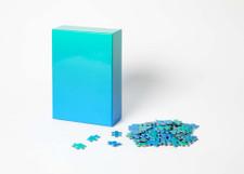 Gradient Puzzle Blue/Green