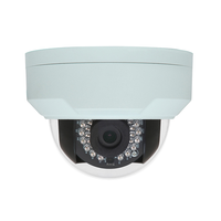 4MP WDR Vandal Dome 2.8MM Fixed Lens