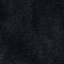 Bamboo Velour 70% Bamboo/28% Organic Cotton/2% Poly, 140G, dyed Black