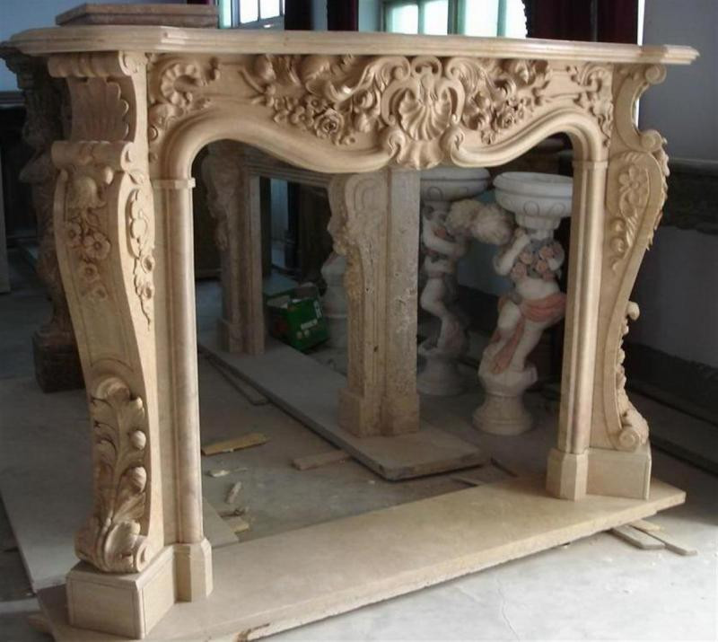 Marble Fireplace Mantels Fireplace Surrounds Hand Carved