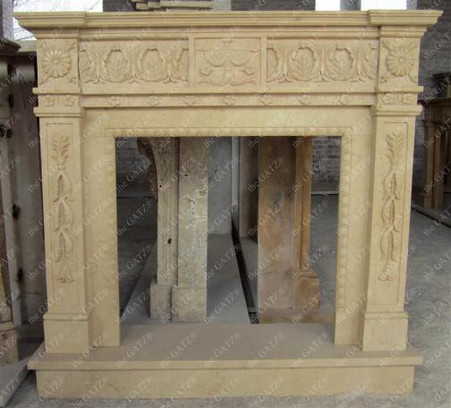 fireplace raised hearth. CLASSIC HAND CARVED MARBLE FIREPLACE MANTEL WITH RAISED HEARTH Classic Hand Carved Marble Fireplace Mantel with Raised Hearth