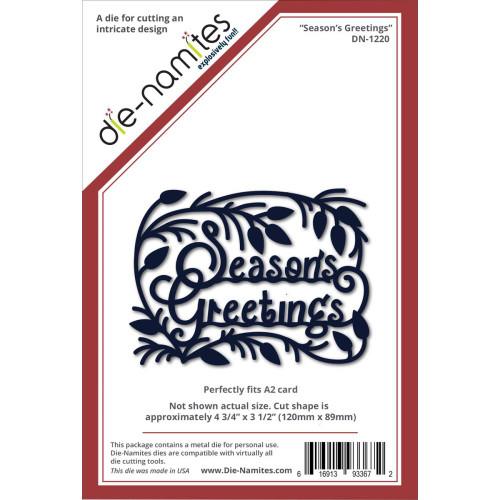 Die-Namites Die: Season's Greetings