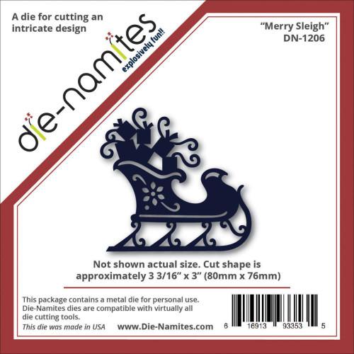 Die-Namites Die: Merry Sleigh