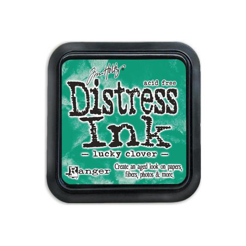 Distress Ink Pad: Lucky Clover