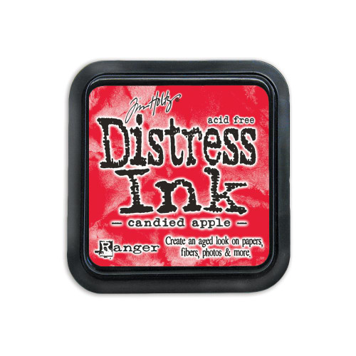 Distress Ink Pad: Candied Apple