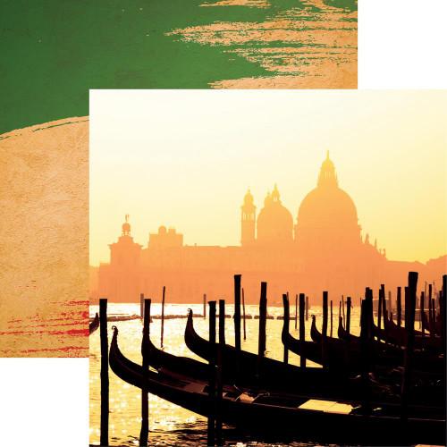 Reminisce Italia 12x12 Paper: Viva Italia