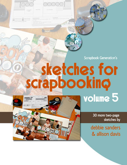 Sketches for Scrapbooking - Vol. 5