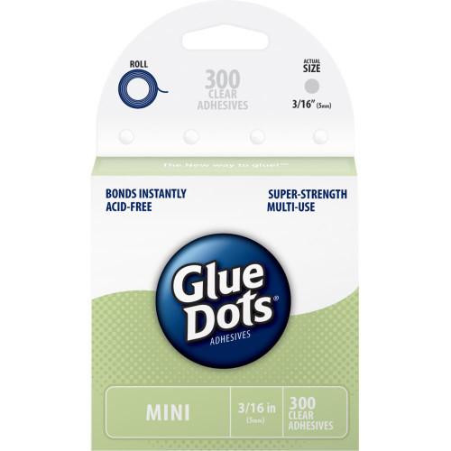 Glue Dots Rolls: Mini