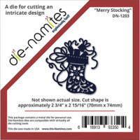 Die-Namites Die: Merry Stocking