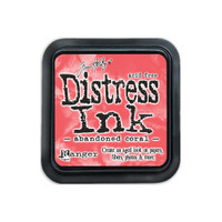 Tim Holtz Distress Ink Pad: February - Abandoned Coral