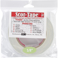 "Scor-Tape: 5/8"""