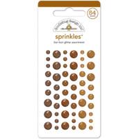 Sprinkles Glitter Enamel Sticker Dots: Bon Bon