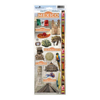 Paper House Productions Cardstock Stickers: Mexico 2